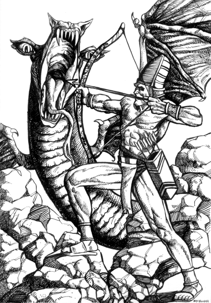 Resultado de imagen de dios marduk en la biblia