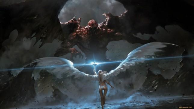 Angel y demonio-77179
