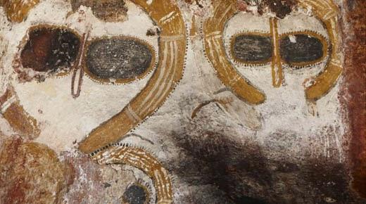 Resultado de imagen de articular interpretación del arte de la antigüedad extraterrestre